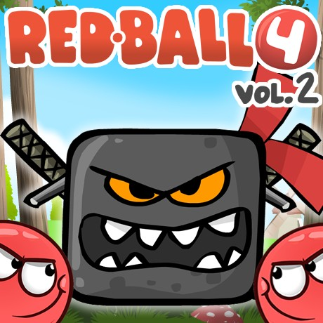 red ball 4 volume 4